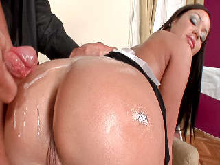 CUMSHOT-Fuck My Big Ass! #04 Colette & George Uhl
