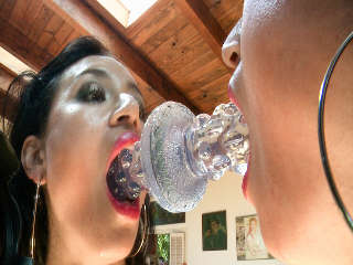 Buttman Deep Throat London Keyes & Cheyenne Jewel