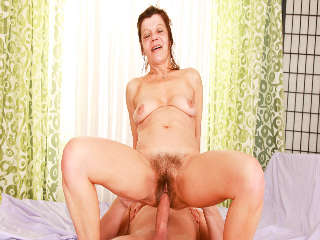 Meine Hairy Cream Pie #16 Steve Q & Ludmila