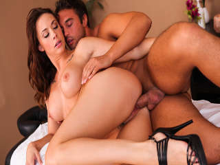 Die Masseurin Vol 02 Chanel Preston & Rocco Reed