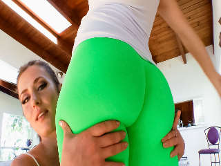 Wedgie #09 John Stagliano & Chanel Preston