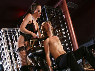 Shades of Kink #04 Chanel Preston & Michael Vegas