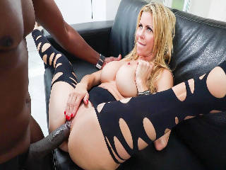 Busty MILF Fawx 11 Interracial Zoll