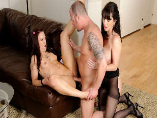 Wanna Fuck My Daughter Gotta Fuck Me First #08 RayVeness & Cheyenne Jewel